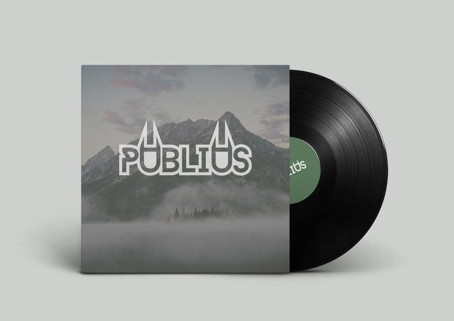 Contest Entry #                                        17                                      for                                         Design a Logo for Publius Music Production