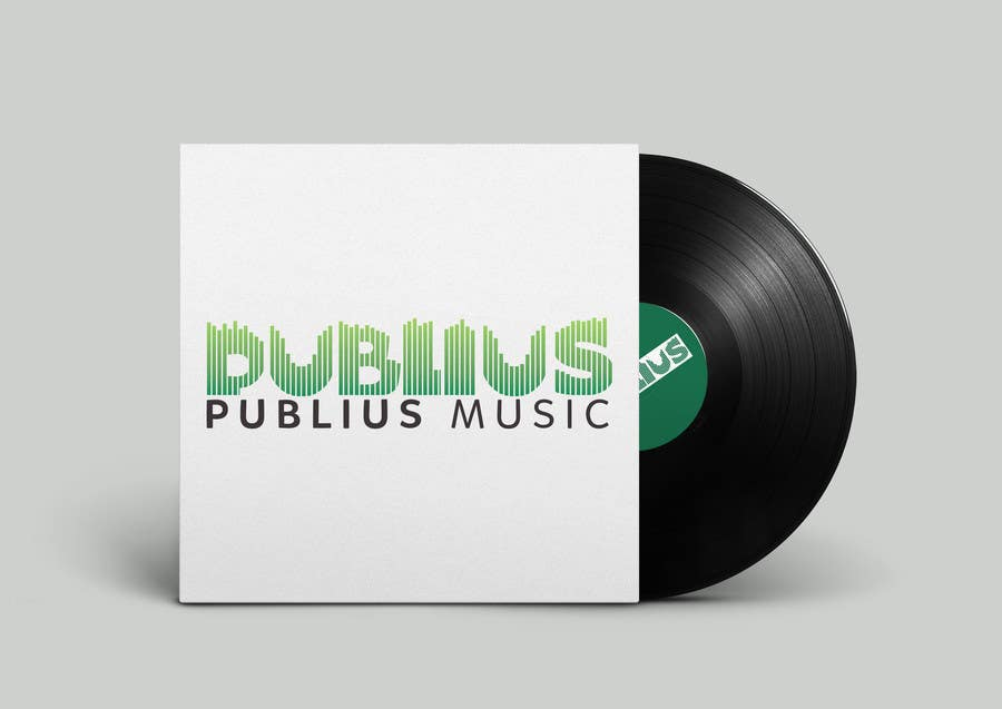 Contest Entry #                                        46                                      for                                         Design a Logo for Publius Music Production