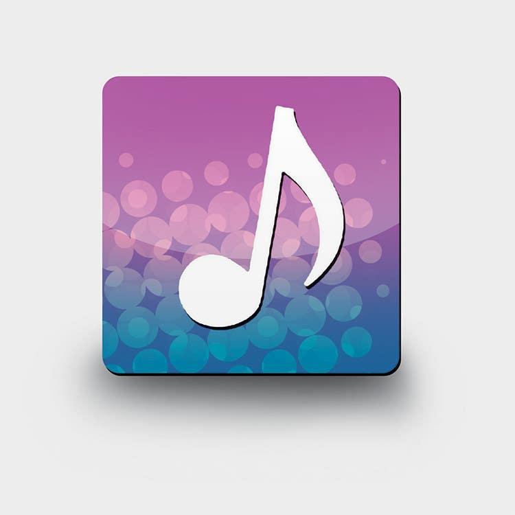 Proposition n°2 du concours App Design for Ringtones App Icon