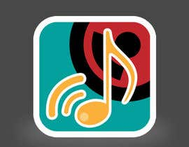 nº 21 pour App Design for Ringtones App Icon par PhilippB