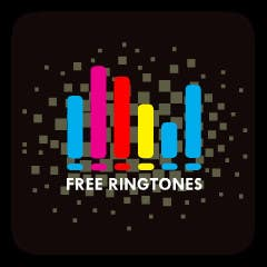 Proposition n°                                        4                                      du concours                                         App Design for Ringtones App Icon
