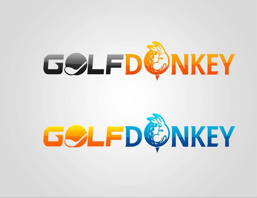 Participación en el concurso Nro.52 para Design a Logo for Golf Donkey