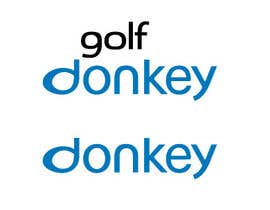 #13 para Design a Logo for Golf Donkey de hoangtknt