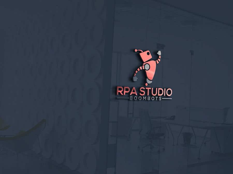 Kilpailutyö #                                        35                                      kilpailussa                                         RPA studio Boombots