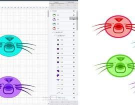 Nro 18 kilpailuun Original Clipart Design, Baby Clipart käyttäjältä shiblee10