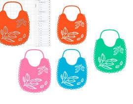 Nro 40 kilpailuun Original Clipart Design, Baby Clipart käyttäjältä shiblee10