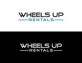 #123 for Wheels Up Rentals (Logo) by mdismailkhan1995