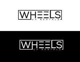 #110 for Wheels Up Rentals (Logo) by baproartist
