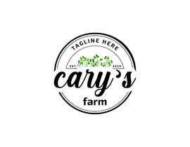 #43 untuk Vintage farm logo for cary's farm.  It's grows microgreens locally oleh Shuvo972