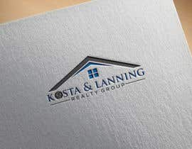 "#233 for We are realtors. We want to keep ""Kosta & Lanning"" but we need to create a better logo to surround that and we hope it to also get some kind of insignia that compliments this logo. Fire. A lion. Or something. af muakon69"
