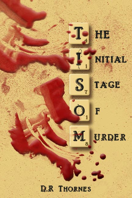 Contest Entry #                                        13                                      for                                         ebook cover design for mystery/suspense novel