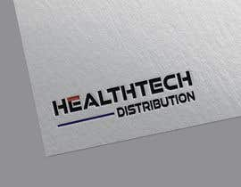 #345 for Healthtech Distribution Logo Creation by sl3416843