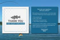 Graphic Design Entri Peraduan #38 for Help design my thank you card for Amazon