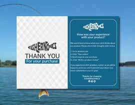#44 untuk Help design my thank you card for Amazon oleh apuahammed96