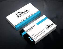 #572 for BUSINESS CARD DESIGN af khbabu19812017