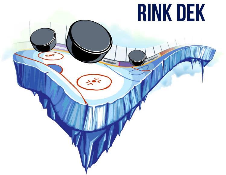 Contest Entry #                                        29                                      for                                         Rink Dek Illustrations