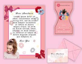 #34 for Letter Template & Hair Scrunchie Packaging by Imran161308