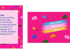 #27 for Letter Template & Hair Scrunchie Packaging by MDJillur