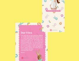 #10 for Letter Template & Hair Scrunchie Packaging by ValenSpace