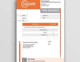 #36 for Xero invoice template by imranislamanik