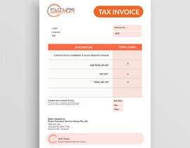 #42 for Xero invoice template by imranislamanik