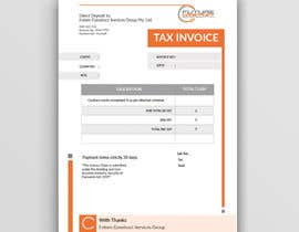 #45 for Xero invoice template by imranislamanik