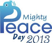 Contest Entry #24 for Logo Design for Mighty Peace Day 2013