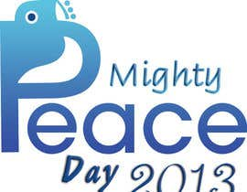 nº 24 pour Logo Design for Mighty Peace Day 2013 par mayalogic