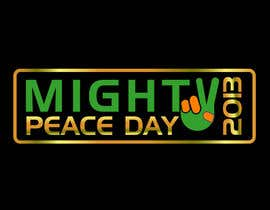 nº 4 pour Logo Design for Mighty Peace Day 2013 par woow7