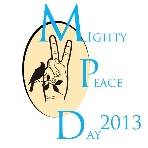 #7 for Logo Design for Mighty Peace Day 2013 by MagicaD