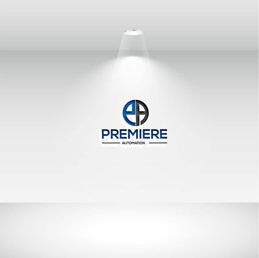 Contest Entry #                                        196                                      for                                         Premiere Automation Logo