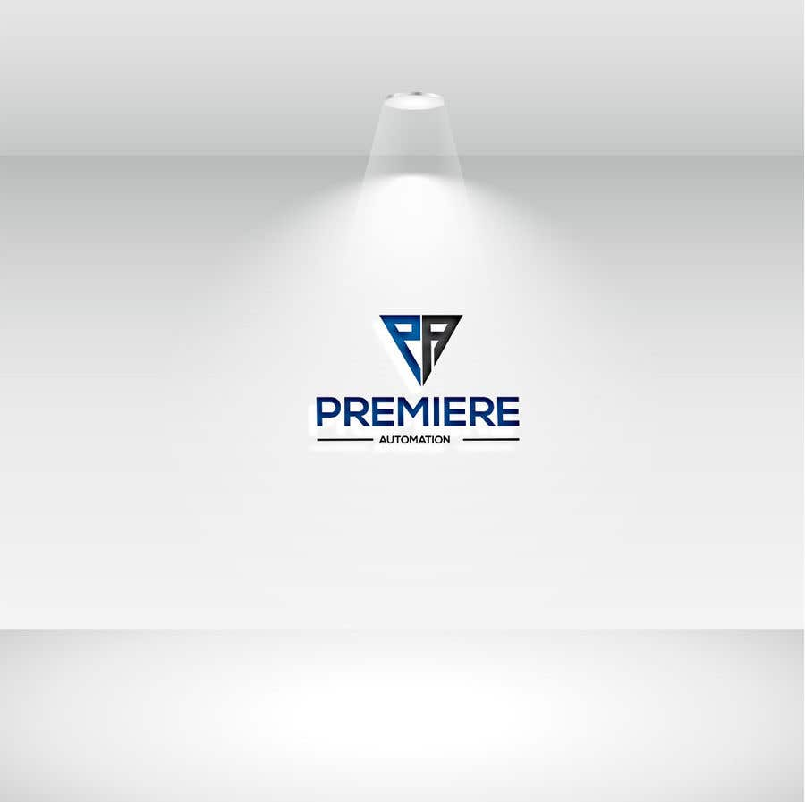 Contest Entry #                                        198                                      for                                         Premiere Automation Logo
