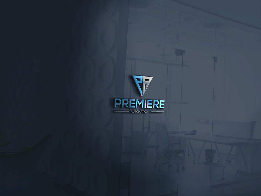 Contest Entry #                                        199                                      for                                         Premiere Automation Logo
