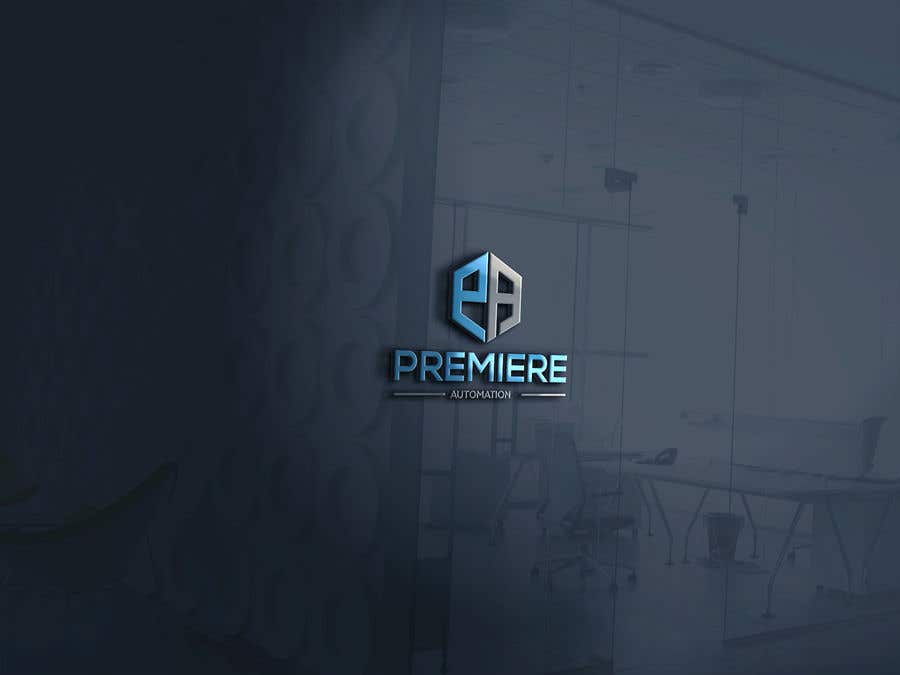 Contest Entry #                                        201                                      for                                         Premiere Automation Logo
