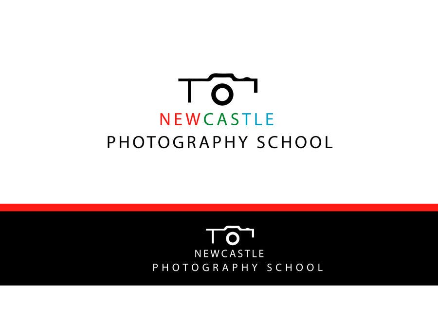 Contest Entry #                                        13                                      for                                         Design a Logo & Banner for Newcastle Photography School