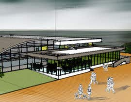 #22 , Design Concepts  for  building design(exterior) of indoor community swimming aquatic/ facilities 来自 sztahuramarkmark