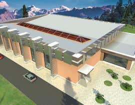 #16 cho Design Concepts  for  building design(exterior) of indoor community swimming aquatic/ facilities bởi Artsakh89