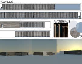 #5 , Design Concepts  for  building design(exterior) of indoor community swimming aquatic/ facilities 来自 IlyaDenchev
