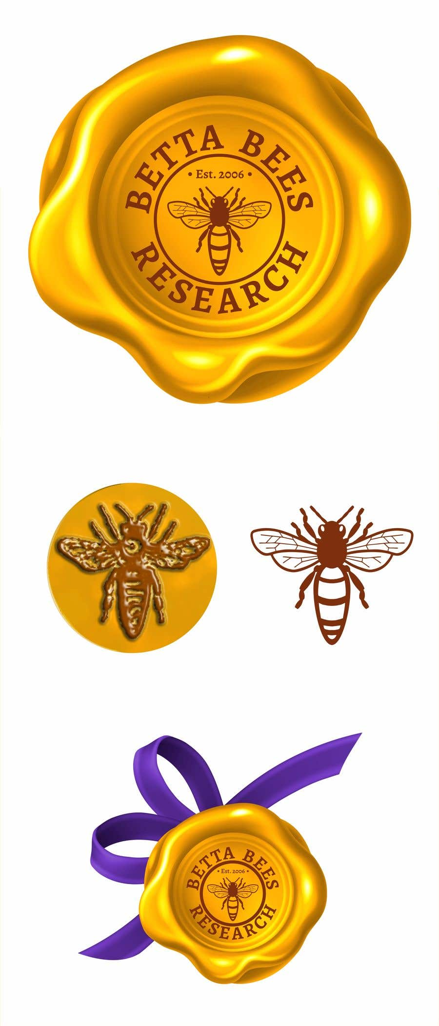 Contest Entry #                                        258                                      for                                         Logo Update For NZ Honeybee Breeder Company