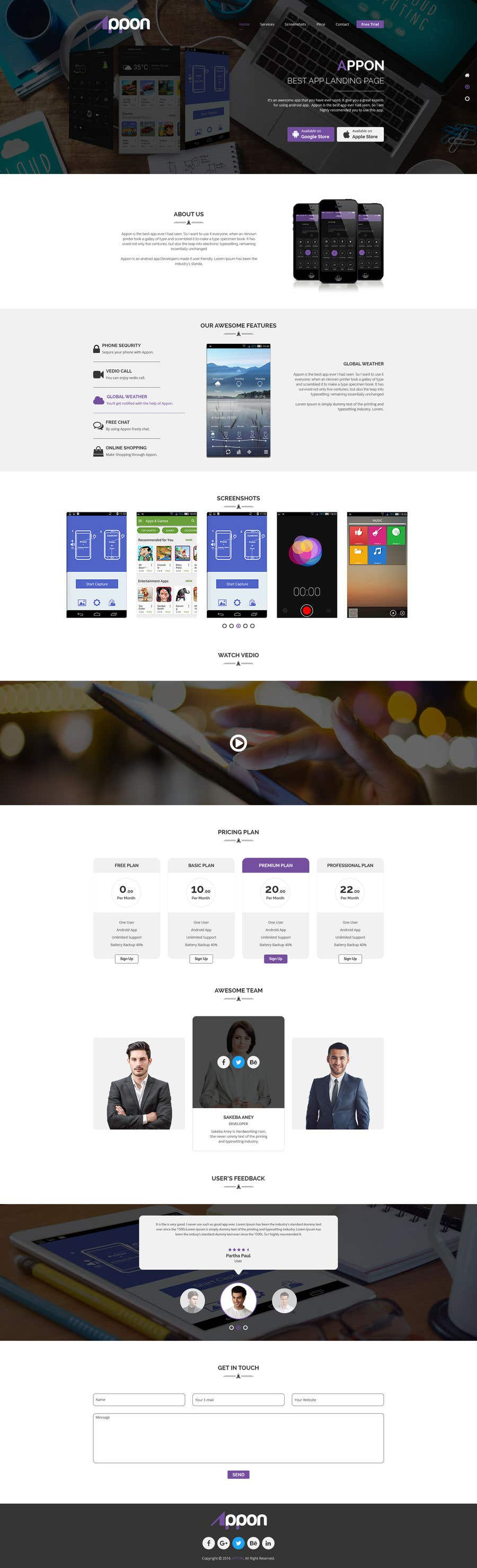 Kilpailutyö #                                        37                                      kilpailussa                                         Looking for best Website Landing Page Designer for My Product Landing Page