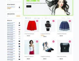 Nro 44 kilpailuun Looking for best Website Landing Page Designer for My Product Landing Page käyttäjältä IsratZahanFi