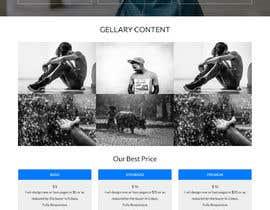 #41 for Looking for best Website Landing Page Designer for My Product Landing Page af wwwhyper152