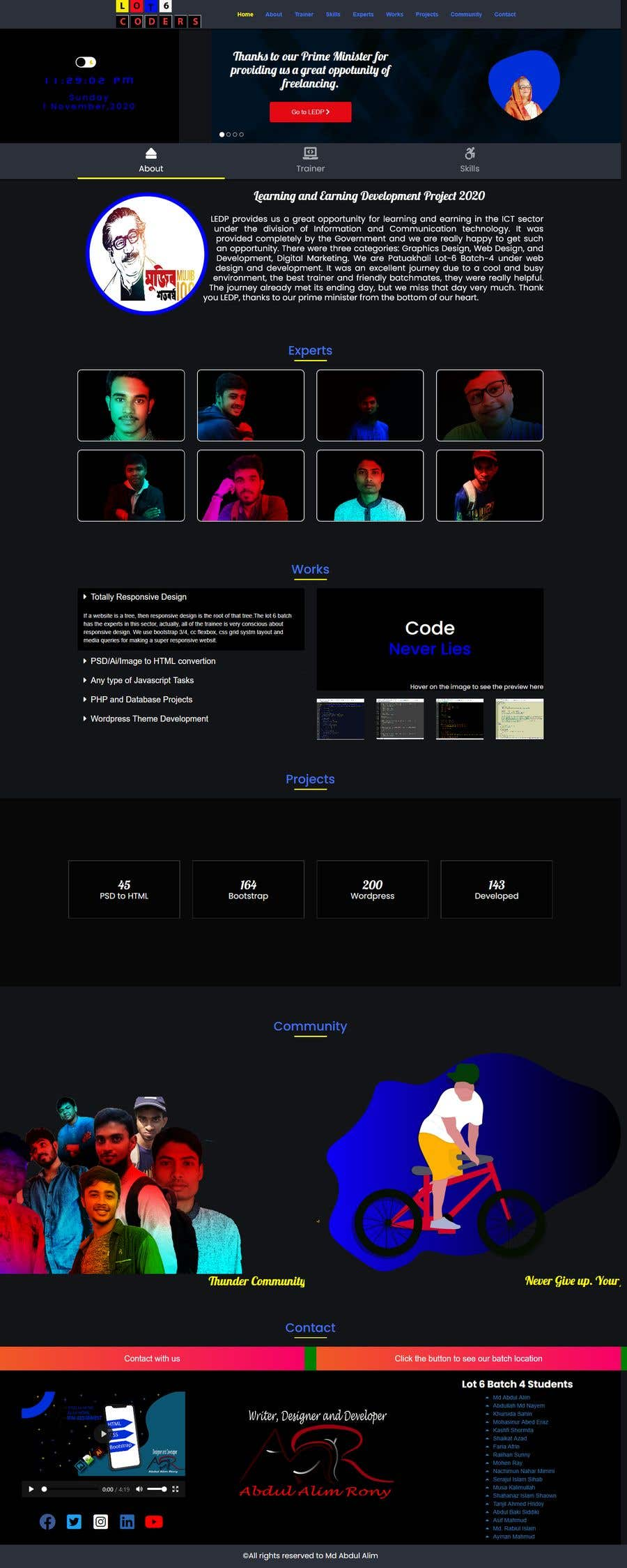 Kilpailutyö #                                        47                                      kilpailussa                                         Looking for best Website Landing Page Designer for My Product Landing Page