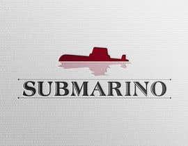 #14 for Preciso de um logotipo submarino . Com o logo de um submarino e um letring moderno af haiderabbas069