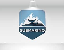 #10 for Preciso de um logotipo submarino . Com o logo de um submarino e um letring moderno af roytirtha422
