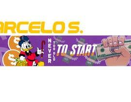 MarceloDesign02 tarafından Youtube Channel Banner için no 92
