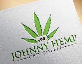 Nro 257 kilpailuun Logo for my new CBD Coffee Shop käyttäjältä nasrinbegum0174