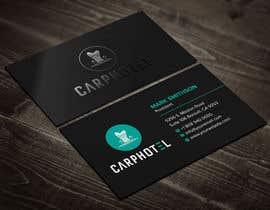 #893 for Business card design af sabbir2018