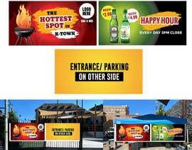 #20 cho Restaurant Banners bởi jeevanmalra