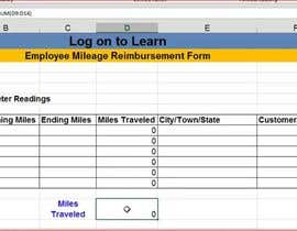 #8 cho Building a excel layout for data collection bởi bakulsaren69